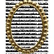 All the Princesses - Gold Frame