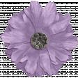All the Princesses - Purple Flower 01