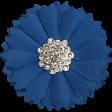 All the Princesses - Blue Flower 03