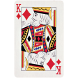 All the Princesses - King Card