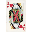 All the Princesses - Queen Card