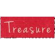 All the Princess - Treasure Word Art