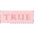 All the Princess - True Word Art