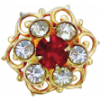 All the Princesses - Brooch 07