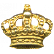 All the Princesses - Crown Charm 02