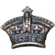 All the Princesses - Crown Charm 03