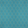All The Princesses - Teal Embossed Medal Paper