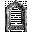 Metal Frame Template 041