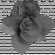 Paper Flower Template 004
