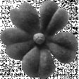 Fabric Flower Template 043