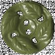 Fall Into Autumn - Green Button