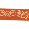 Chills & Thrills Orange Ribbon 02