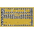Chills & Thrills -  Advertisement Chalk Stamp