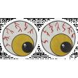 Chills & Thrills - Eyes Doodle