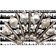 The Nutcracker - Diamond Brooch