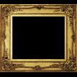 The Nutcracker - Gold Frame
