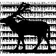 Animal Stamp Template 001