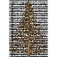 Woodland Winter - Tree Doodle 2