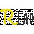 Look, A Book! - Read Word Art