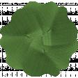 Fresh Start - Green Flower