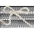 Fresh Start - White Twine Bow