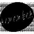 Word Art Template 062