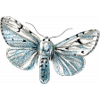 Reflections of Strength  Mini Kit - Blue Butterfly