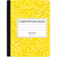 Reflections of Strength - Yellow Notebook
