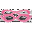 Summer Splash - Pink Sunglasses Doodle