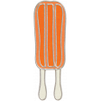 Summer Splash - Orange Treat Doodle