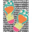 Summer Splash - Flip Flop Doodle 2