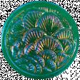 Summer Splash - Green Button