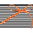 Summer Splash - Orange Bow