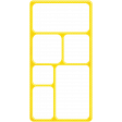 Summer Splash - Yellow Frame