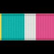 Summer Splash - Striped Ribbon 2