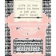 Work Day - Typewriter
