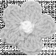 Crochet Flower Template 004