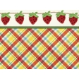 Strawberry Fields - Journal Card 23