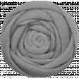 Fabric Flower Template 052