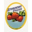 Strawberry Fields - Journal Card 19