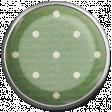 Strawberry Fields - Dark Green Dot Brad