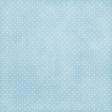 Strawberry Fields - Dark Blue Dot Paper