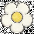 Strawberry Fields - Flower Doodle Charm 06