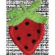 Strawberry Fields - Fabric Strawberry