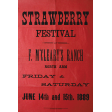 Strawberry Fields - Sign