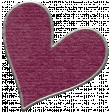Bohemian Breeze Mini Kit - Heart Doodle 1