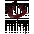 Thankful Heart - Leaf - Red 3