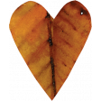 Falling For You - Brown Heart Leaf 3