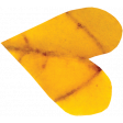 Falling For You - Yellow Leaf Heart 7