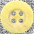 Let's Get Festive - Light Yellow Button